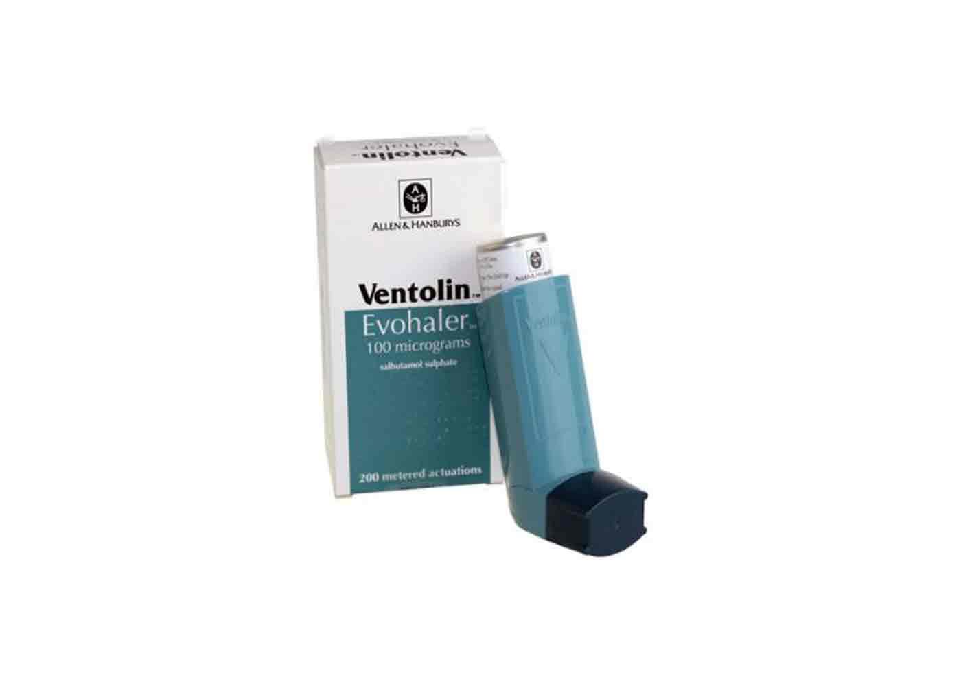 What is Ventolin HFA (albuterol sulfate) Inhalation Aerosol?
