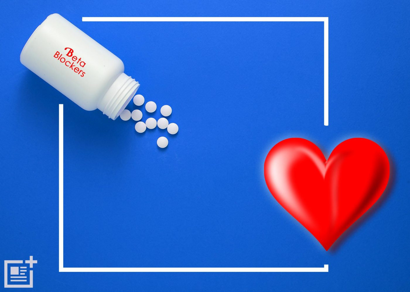 early use of beta blockers can save life after heart attack