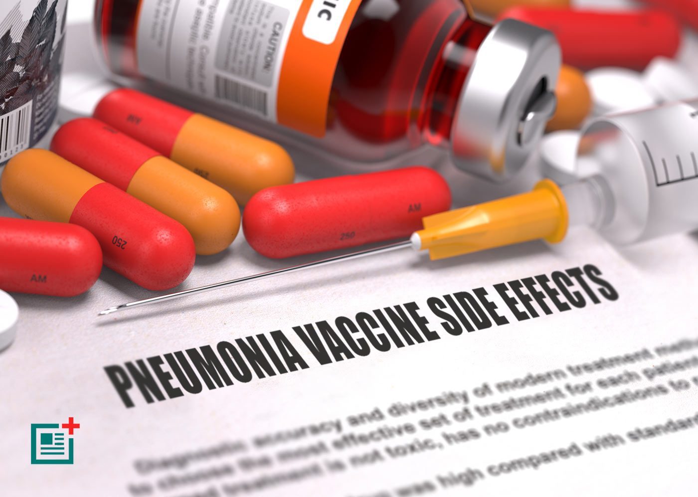 What Are Some Side Effects Of The Merck Pneumovax Vaccine