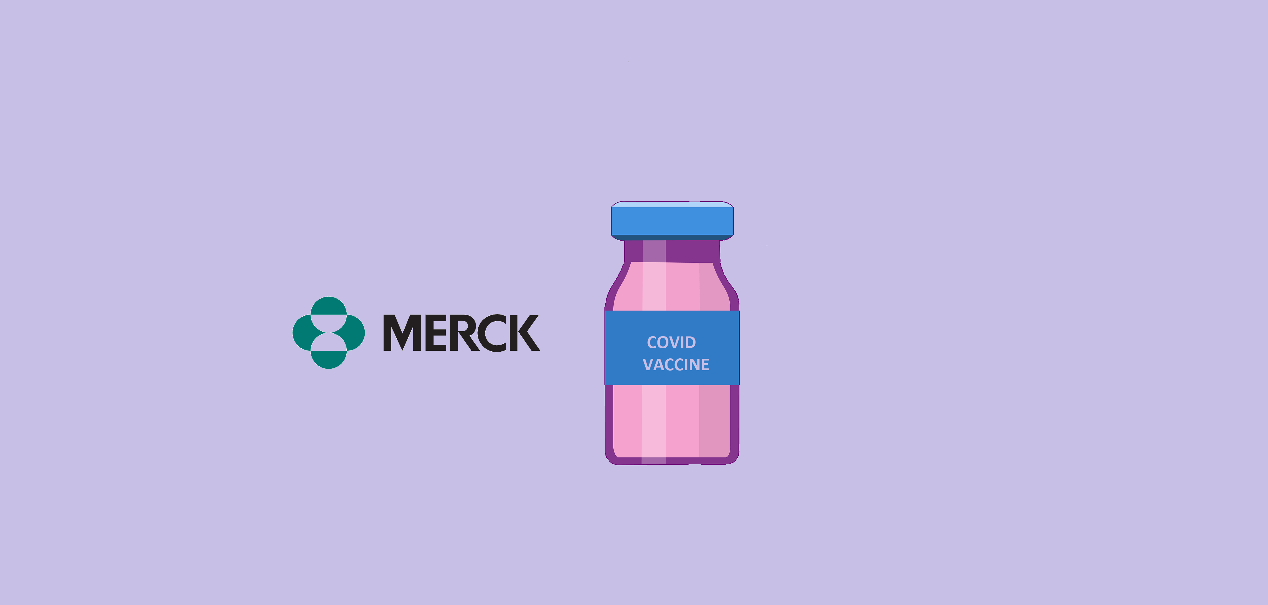 Merck Gives Up On Its COVID Vaccine After Data Shows No Immune Response